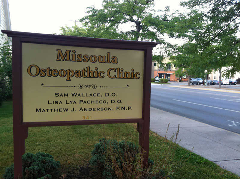 Missoula Osteopathic Clinic Office